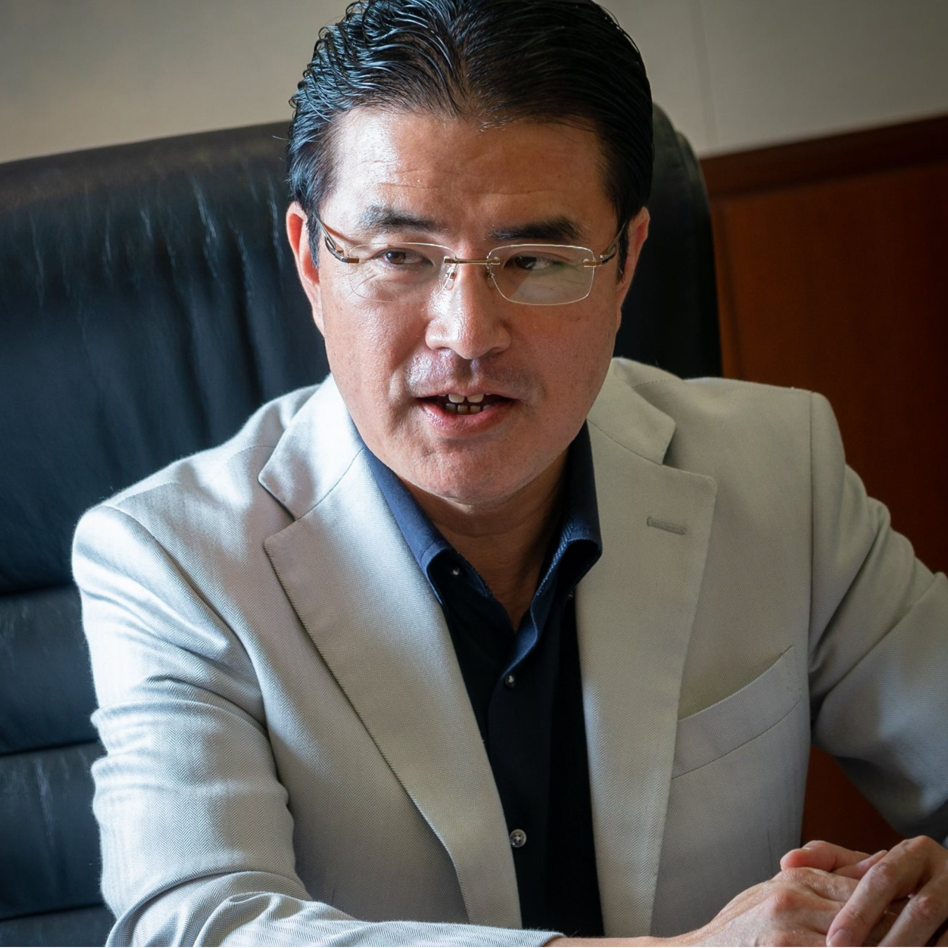 田中道昭先生