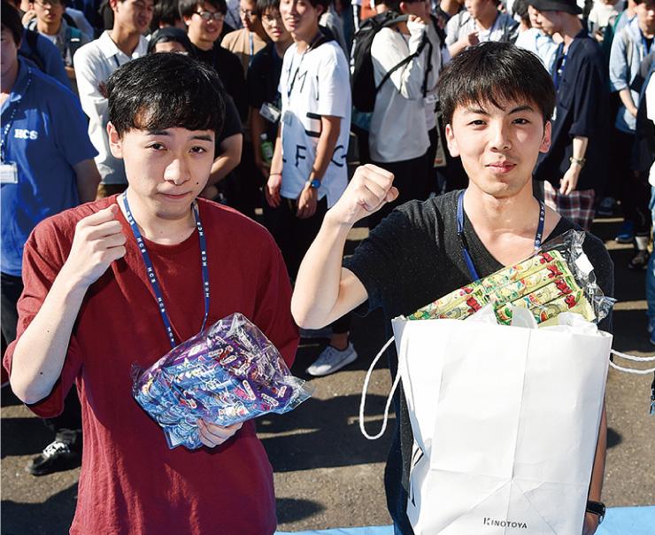 学園祭:円祭(まどかさい)