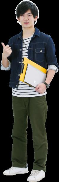 久保田 義隆さん(札幌啓北商業高校出身)取得資格=基本情報技術者