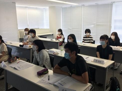 中国語学習イベントの様子