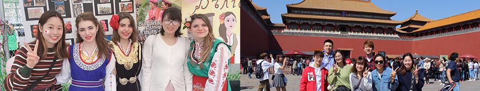 現地映像を用いて、北京語言大学北京本校へ留学する魅力を紹介!