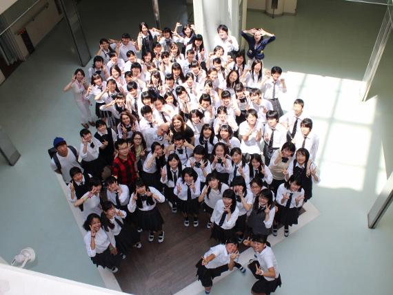 小平高校第二外国語オリエンテーション