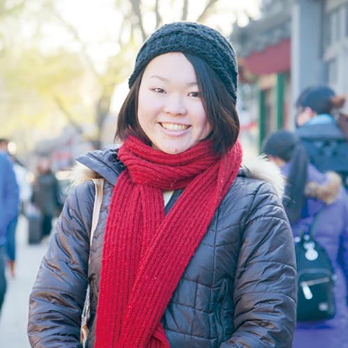 中国に限らず世界中どこにでも羽ばたけるような人材になりたい。