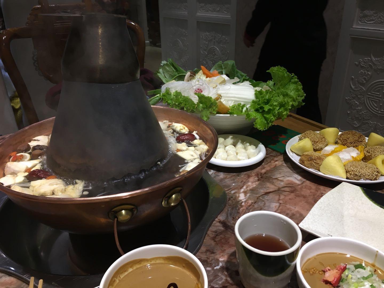 中国料理 火鍋