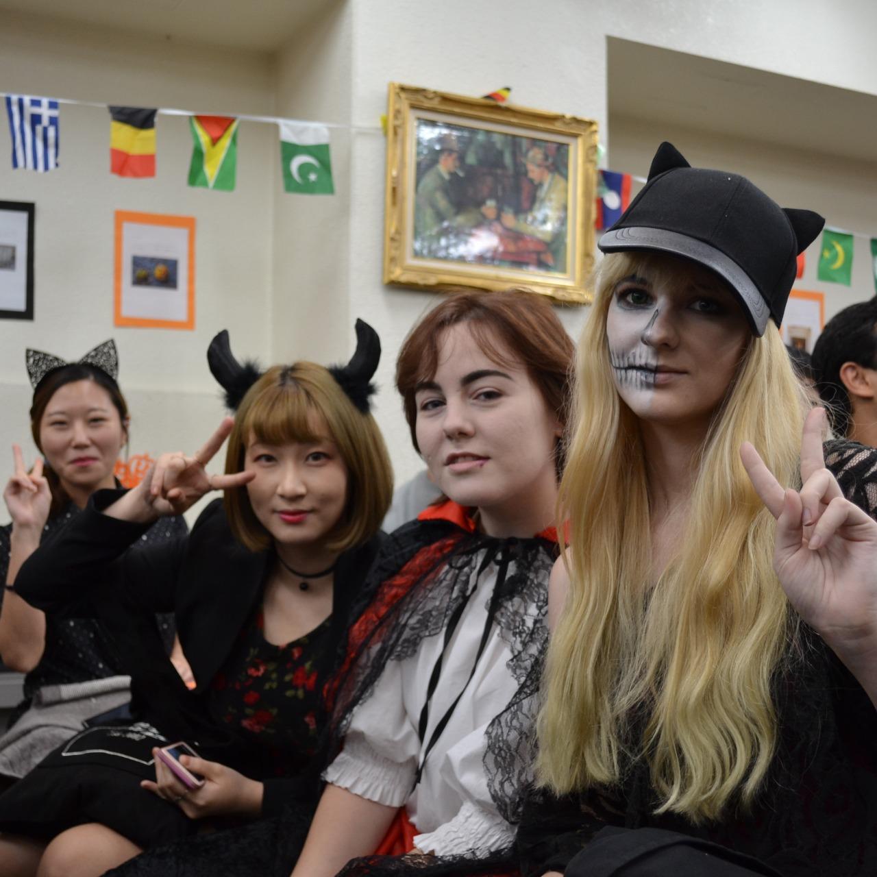10月28日(日)ハロウィン パーティー(テーマ:インターナショナル )