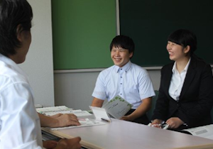 学内保育就職フェア