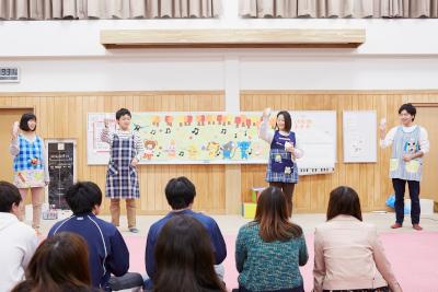 基礎力プログラム(子ども学科)