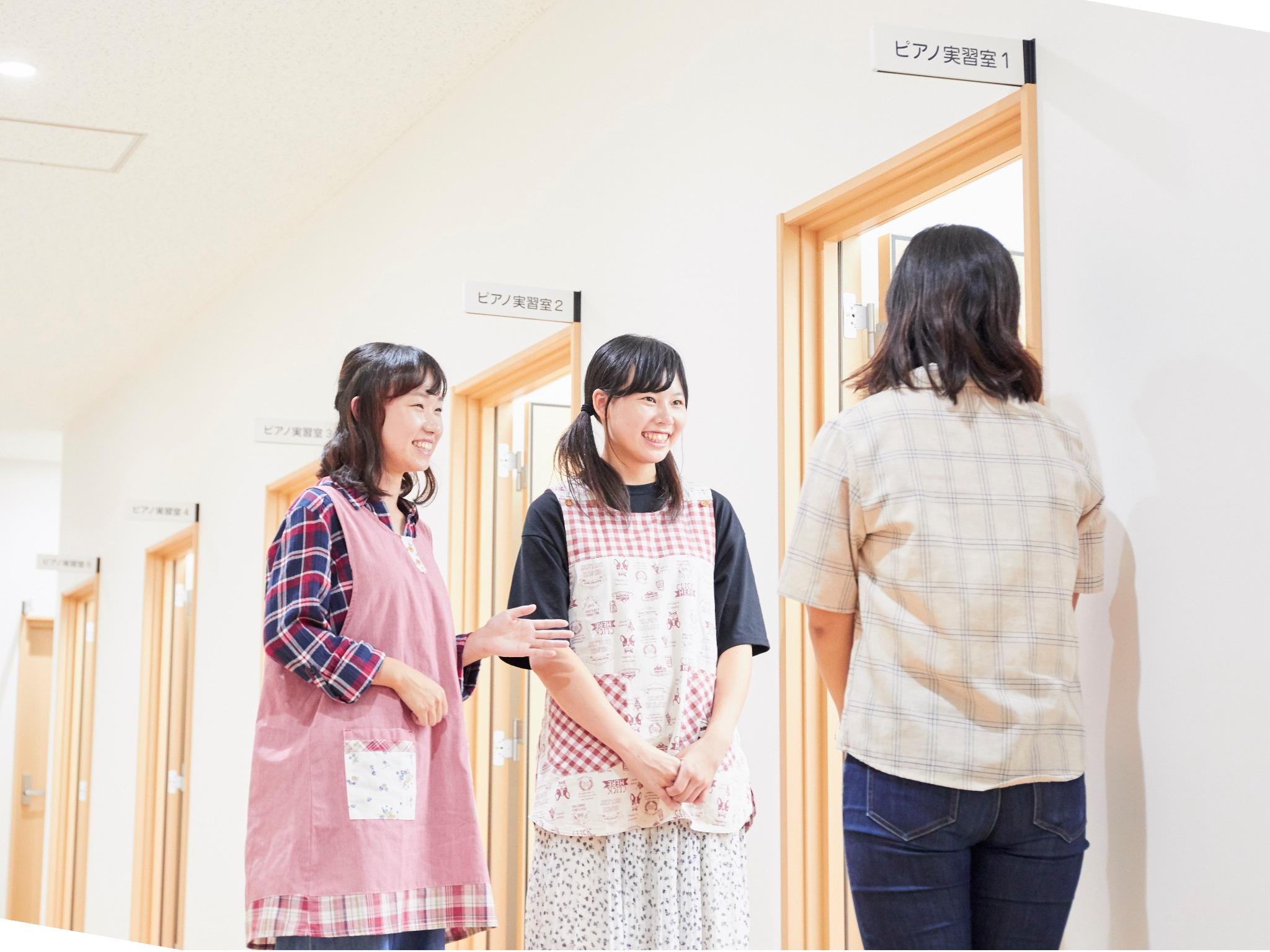 オープンキャンパススタッフ(文教ナビ)