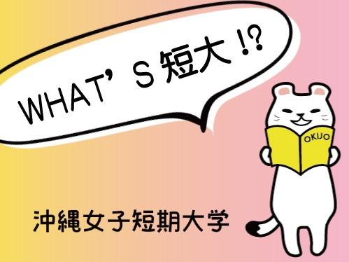沖縄女子短期大学がどのような教育機関か説明する動画です。