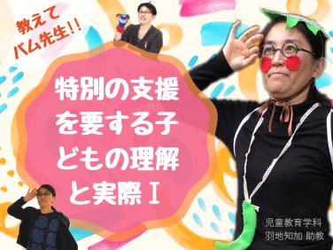羽地先生(バムちゃん)による授業紹介動画です。