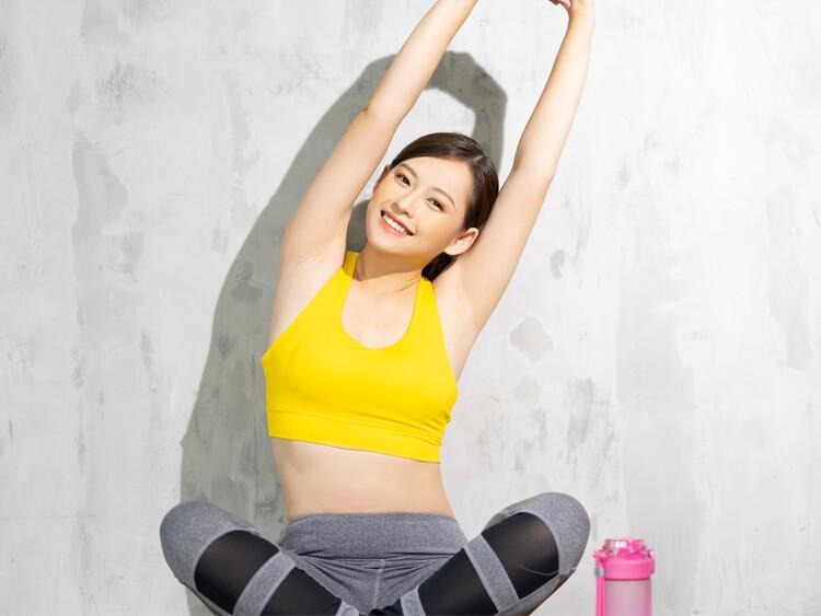 運動×食事が体を変える!