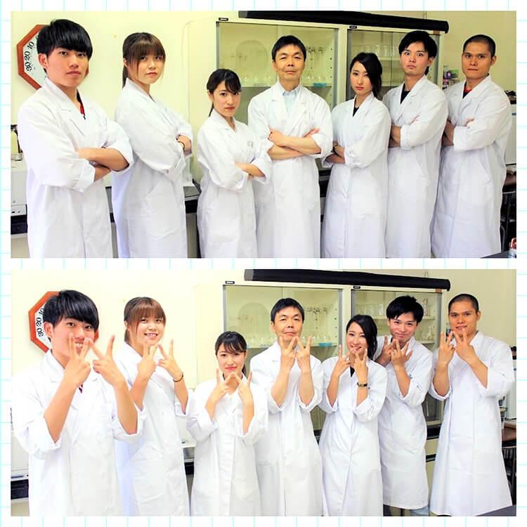実験用白衣