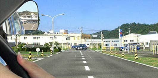 徳島第一自動車教習所画像