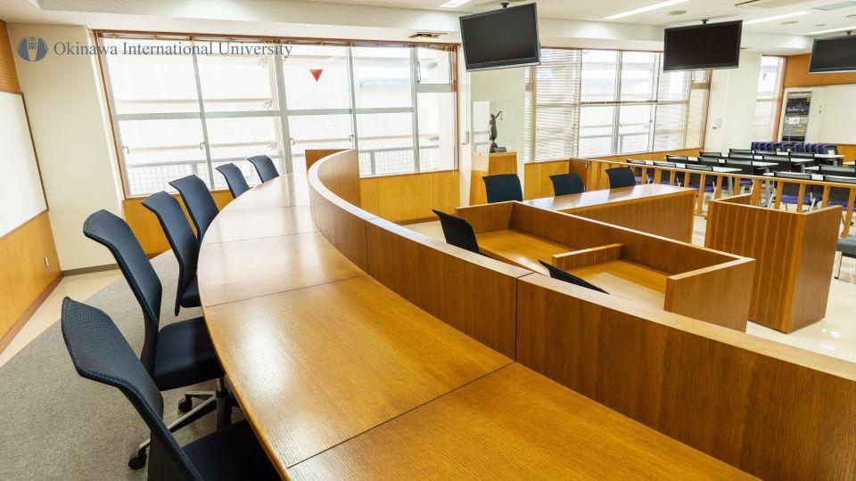 模擬法廷室