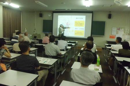 講座:安土城と近江の城