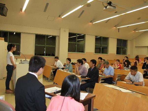 留学生スピーチコンテスト