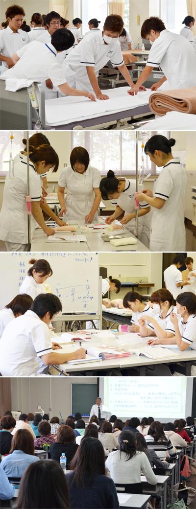 看護学科領域