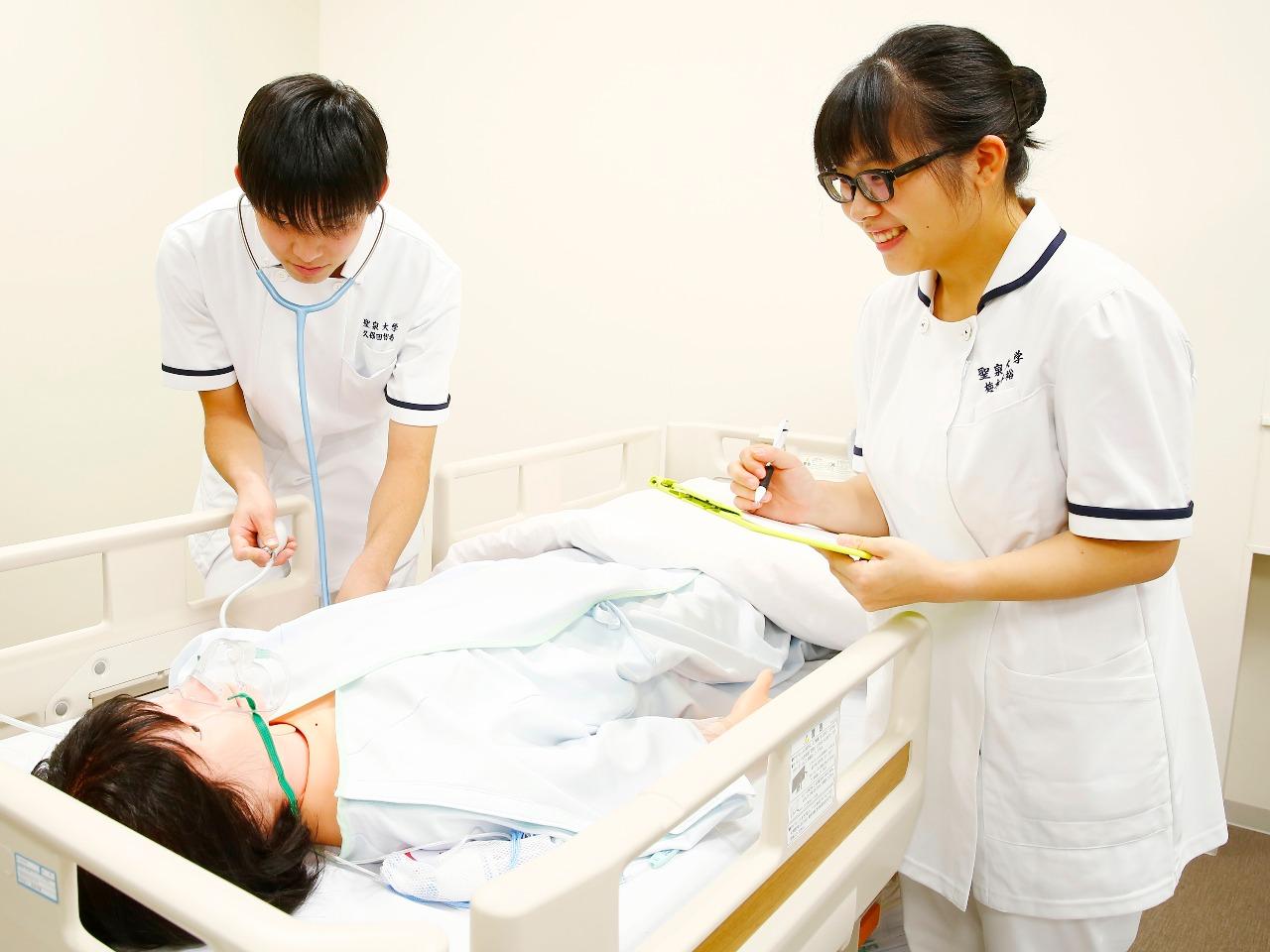 地域の健康に貢献する看護職者へ