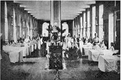 聖トマス病院に建築されたナイチンゲール病棟