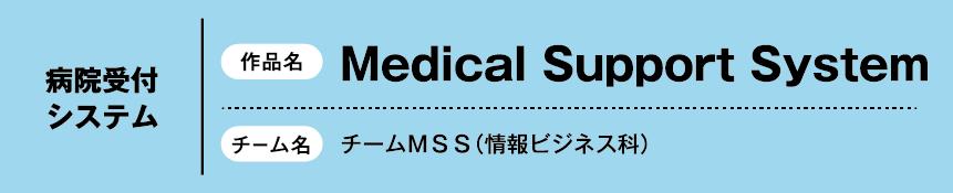 Medical Support System
