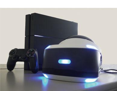 PS(プレイステーション)VR
