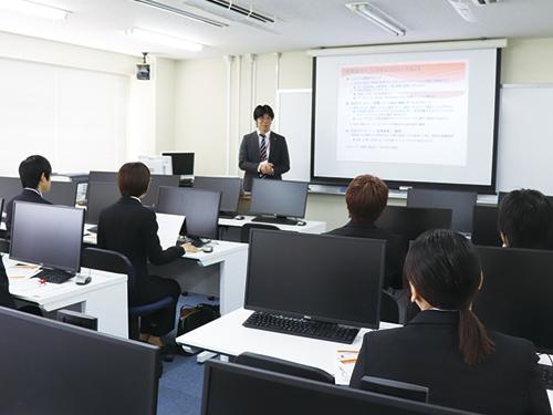 KCS生対象の校内企業説明会