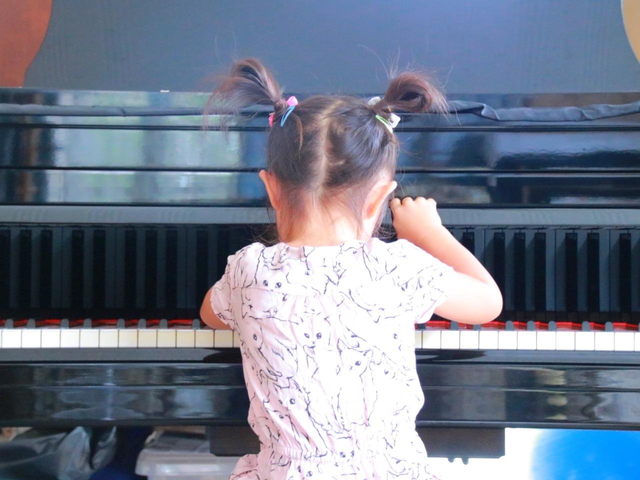 こども ピアノ