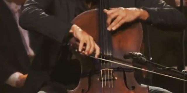チェロ 演奏