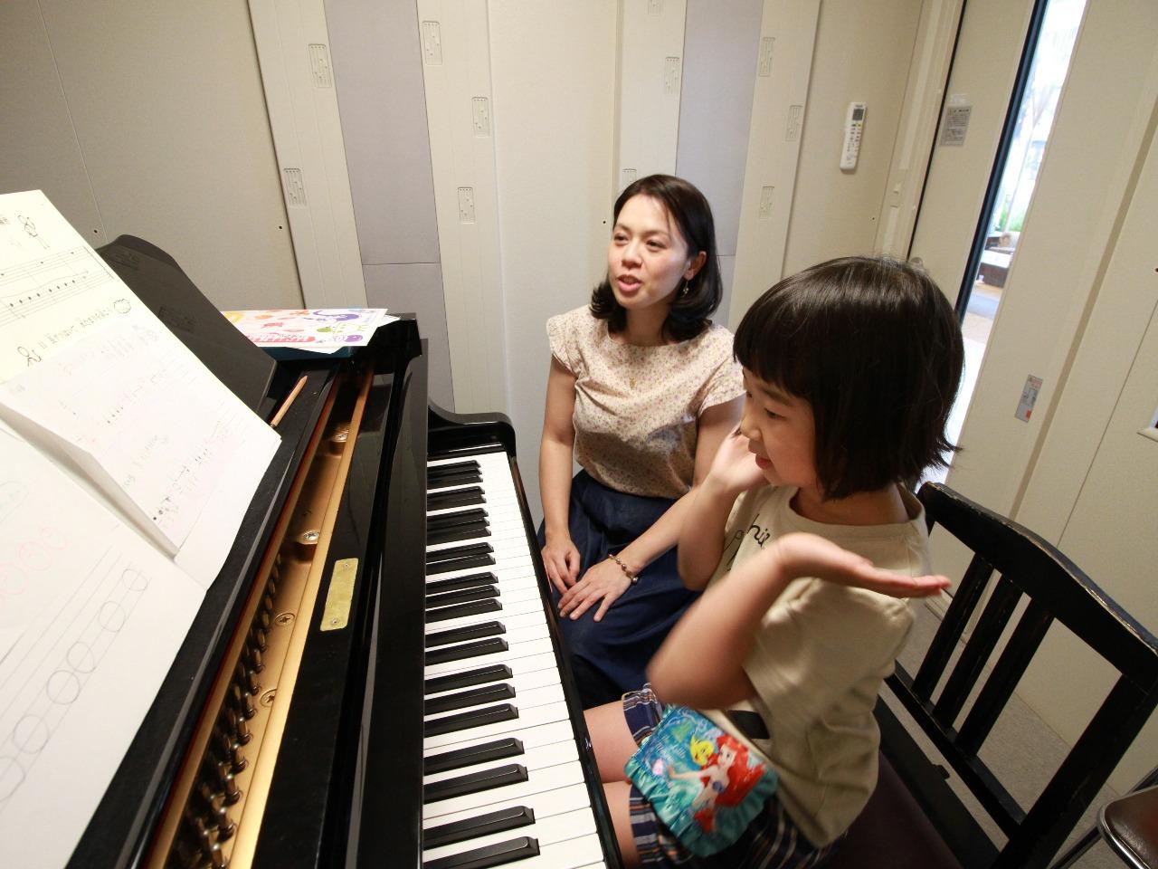 ピアノレッスン(16回目)