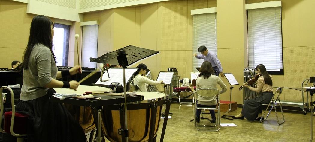 牧村邦彦の指揮講座〜日曜コンダクター編〜2017年2月26日