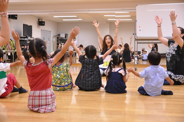 幼児音楽クラス公開授業2014年度