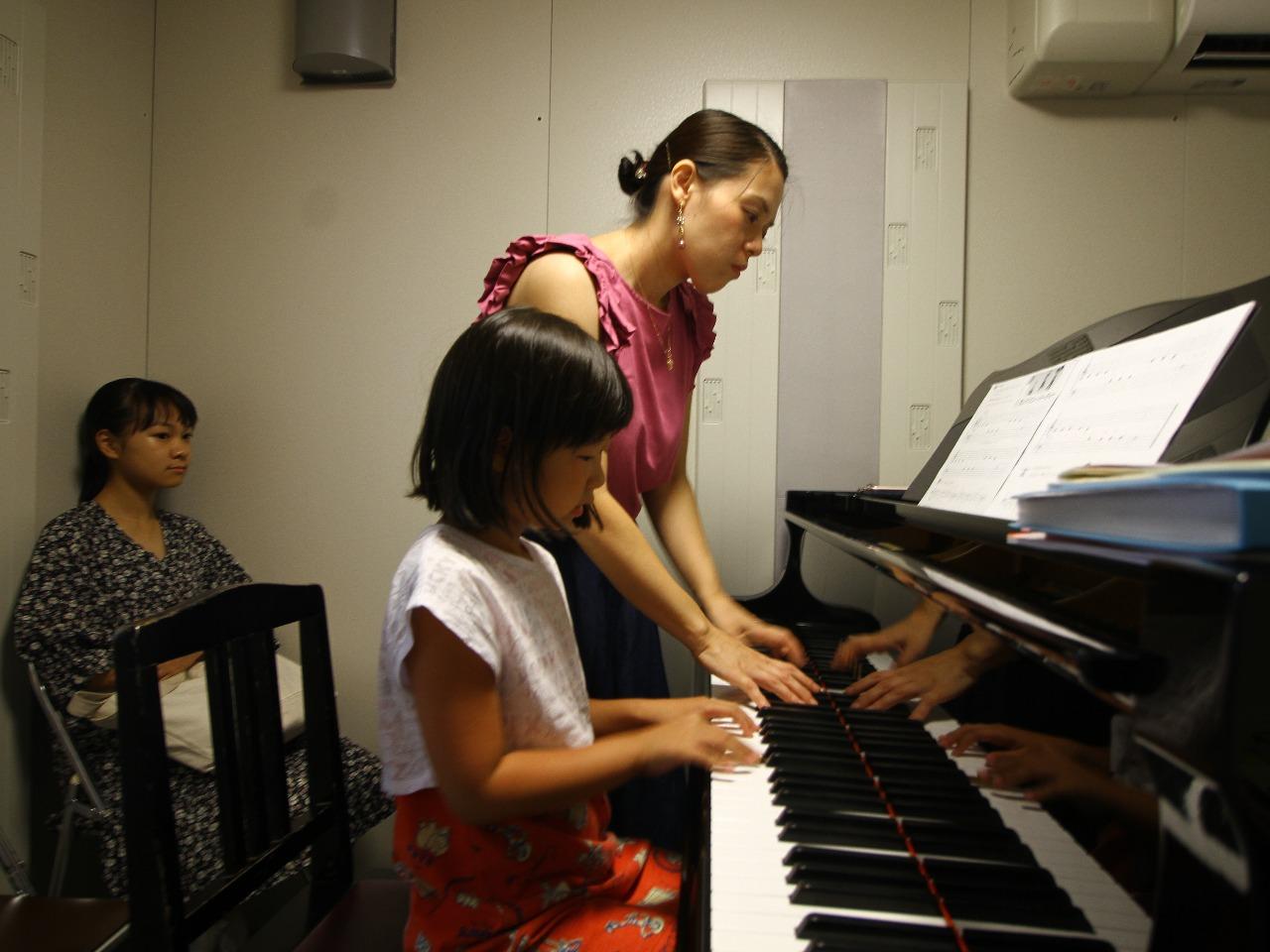 ピアノレッスン日記22回