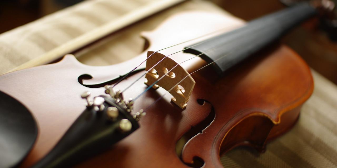 ヴァイオリン 楽譜
