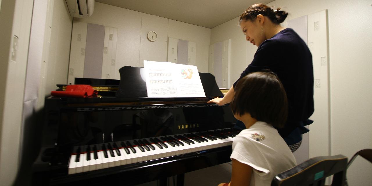 ピアノレッスン27