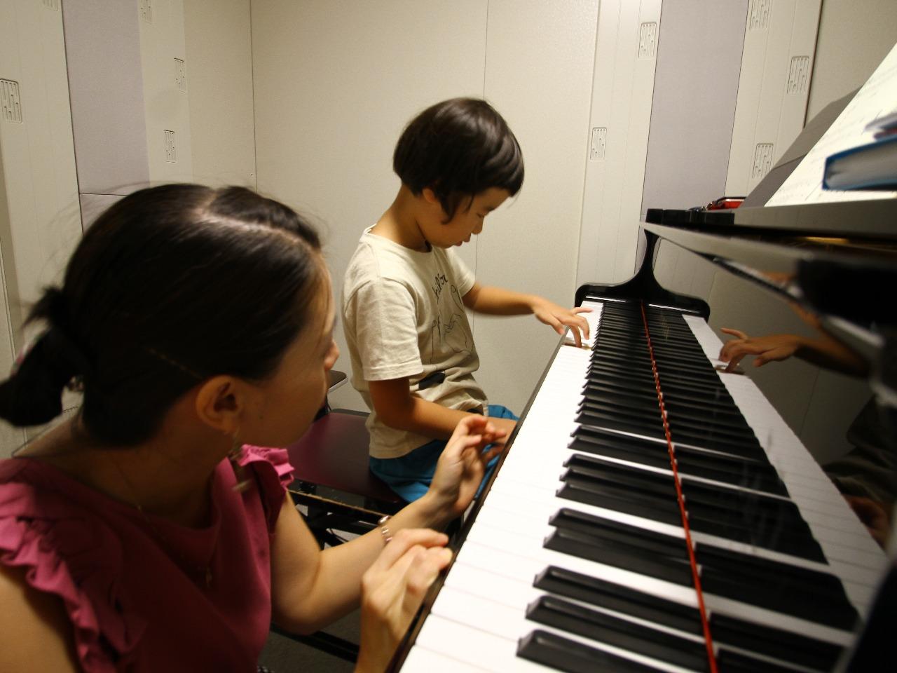 ピアノレッスン日記 23