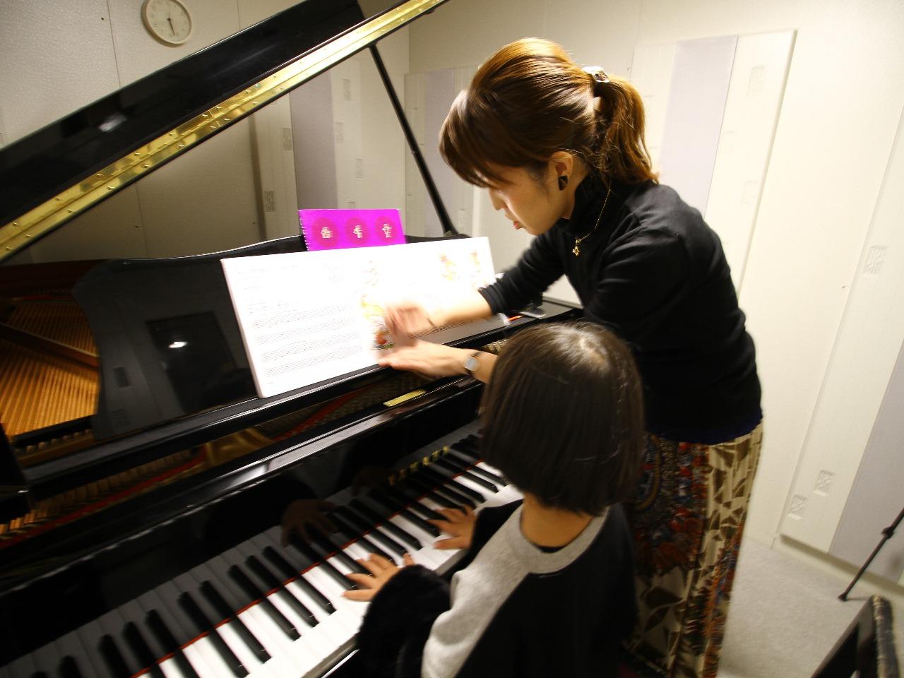 ピアノレッスン日記