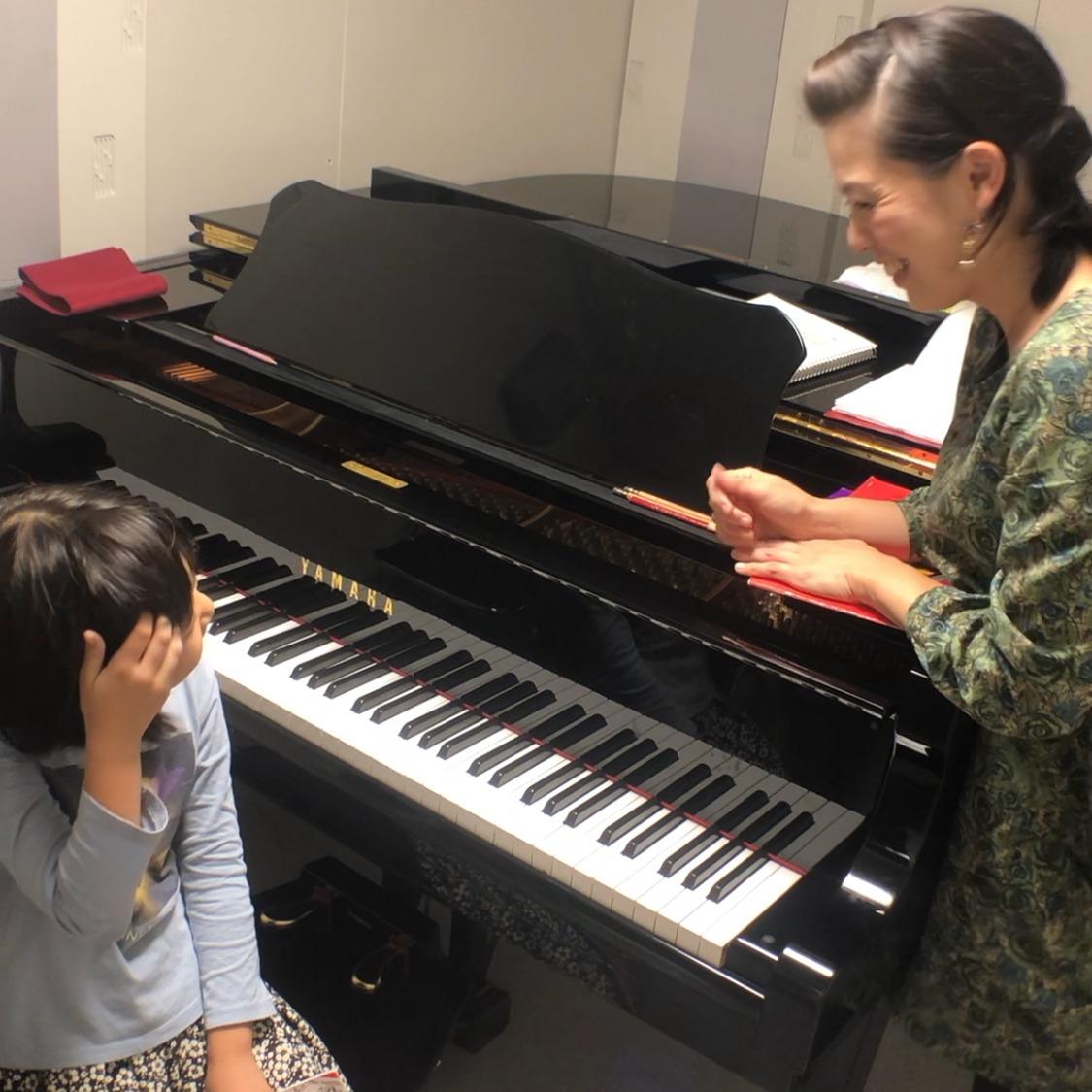 ピアノ キッズレッスン 29回