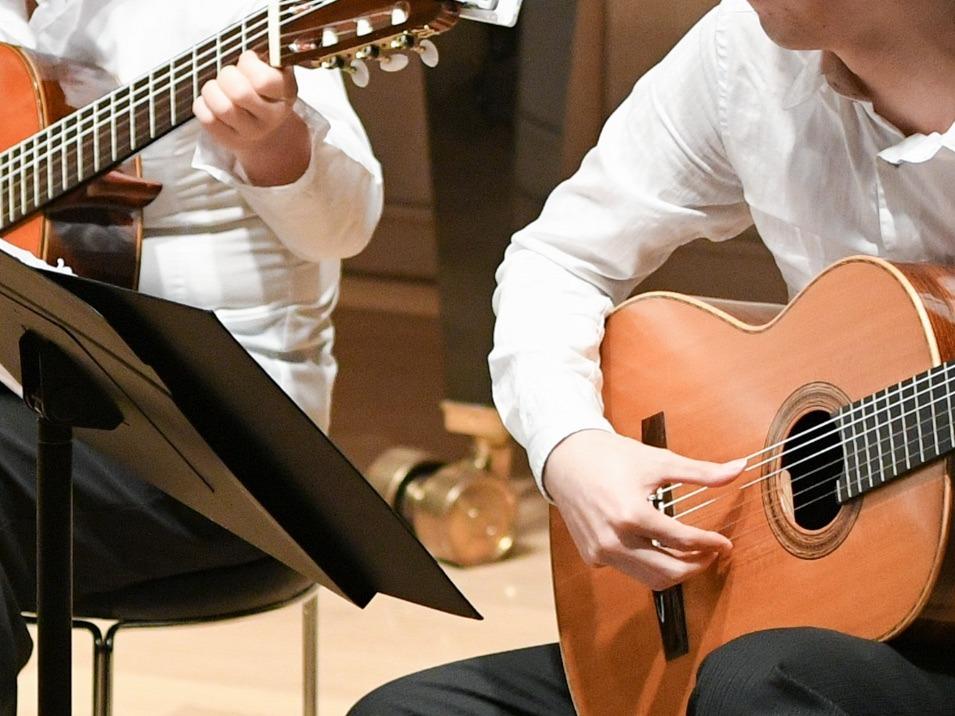 ギターアンサンブル