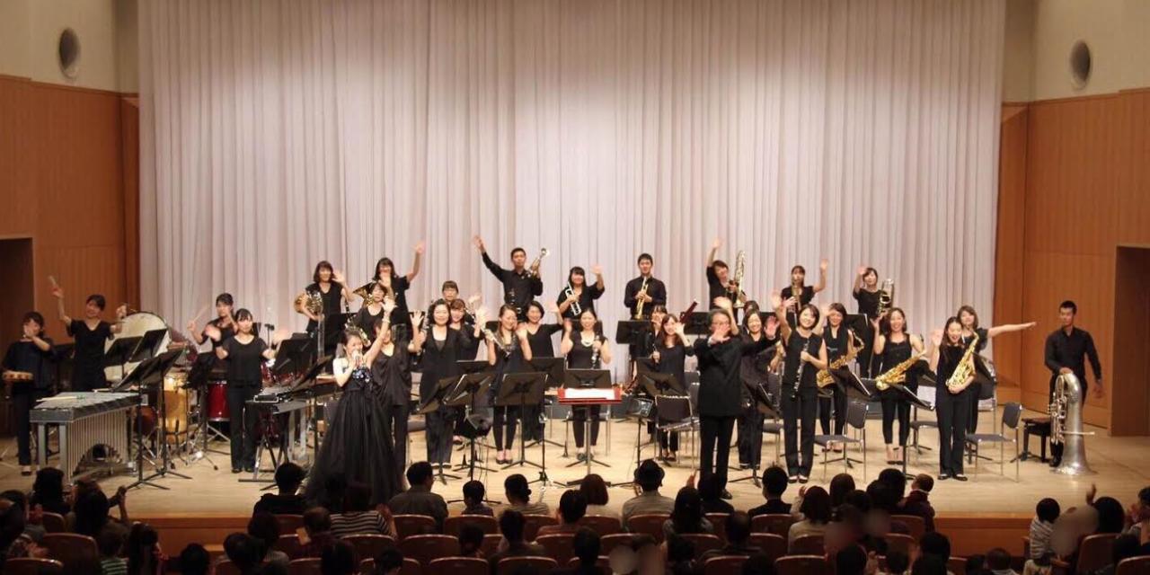 0歳からのファミリーコンサート2017~マッキーとおもいっきり吹奏楽~