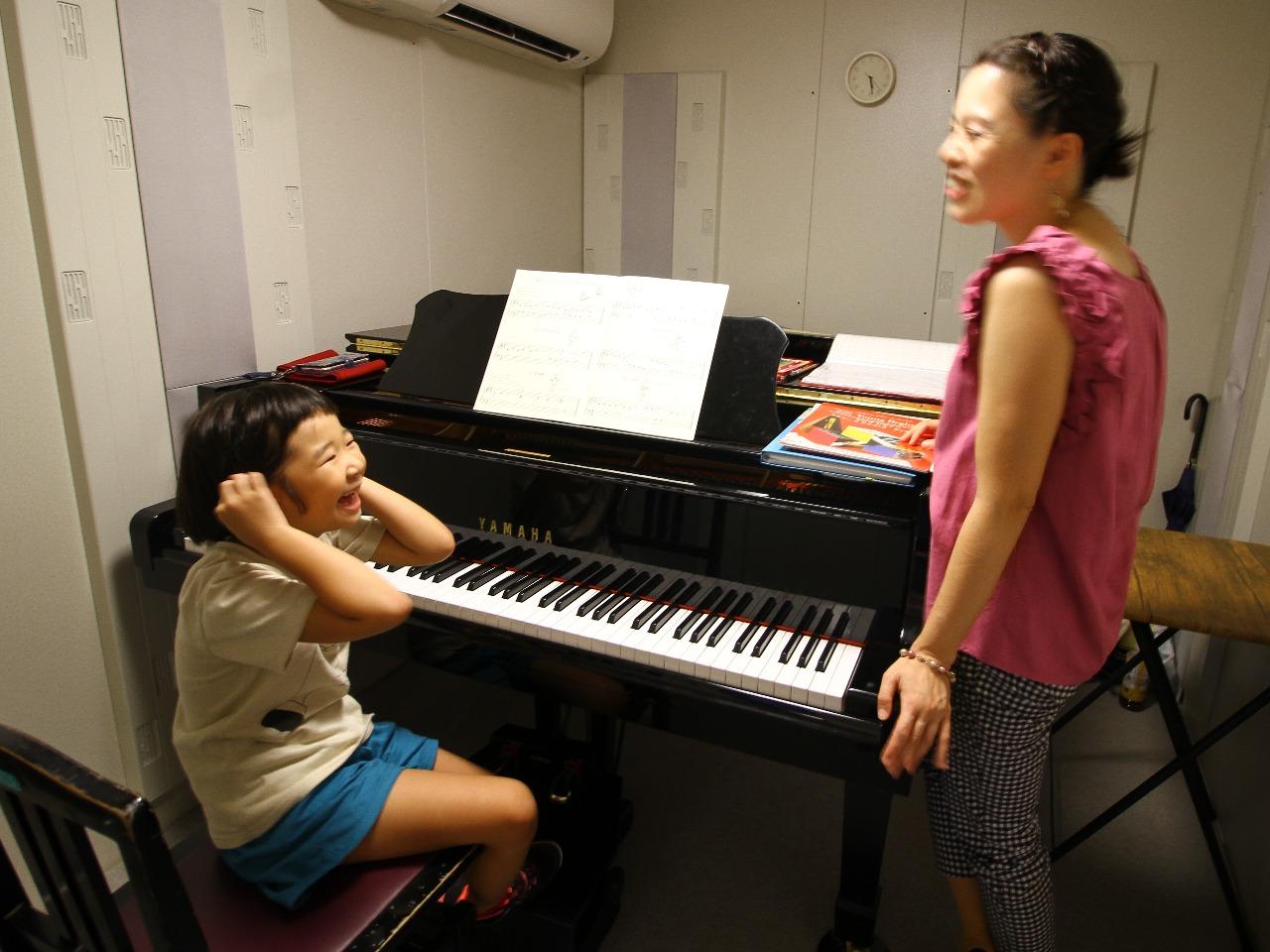 ピアノレッスン23