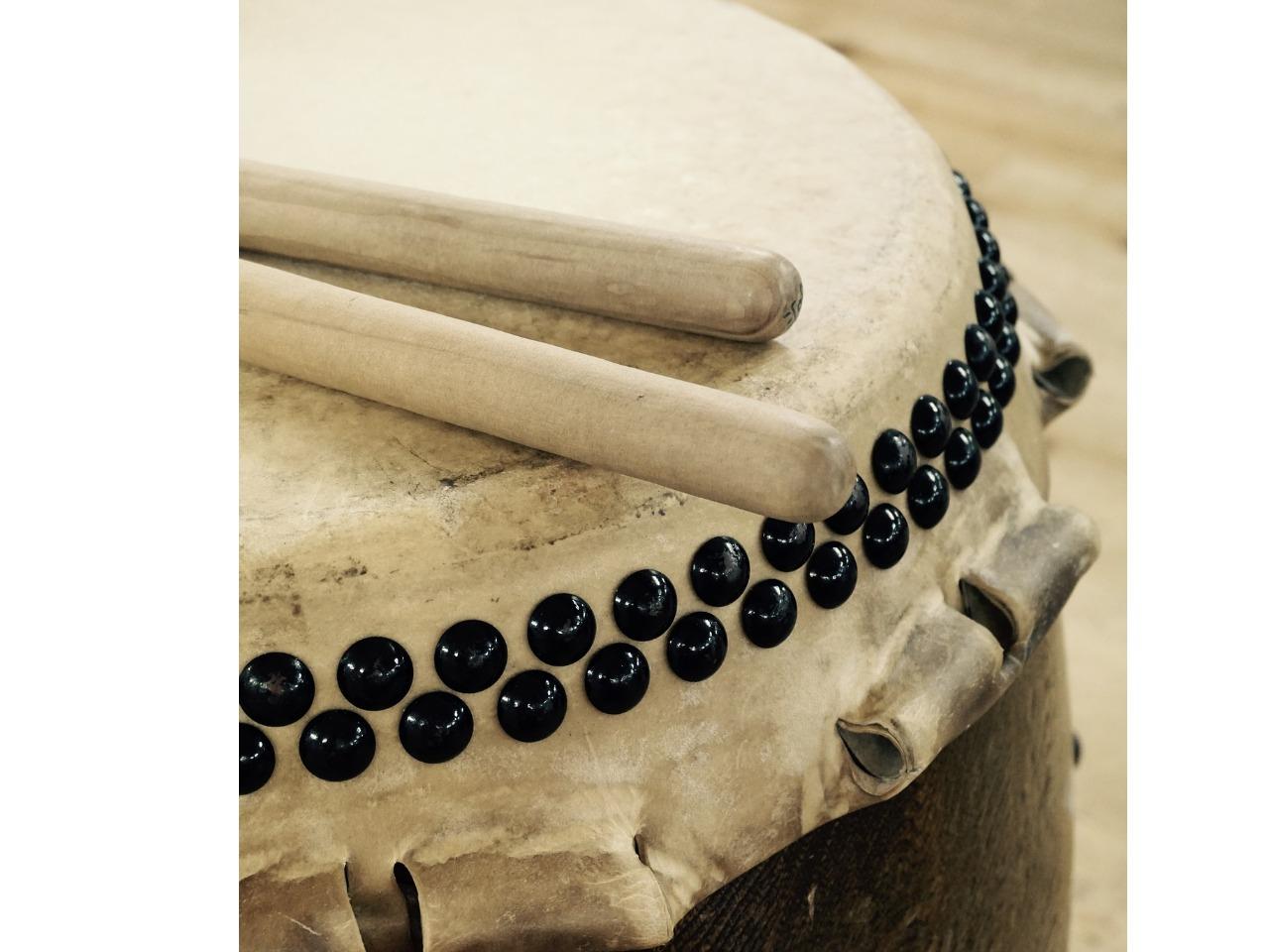 日本伝統の和太鼓