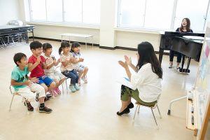 幼児音楽クラス(年長)