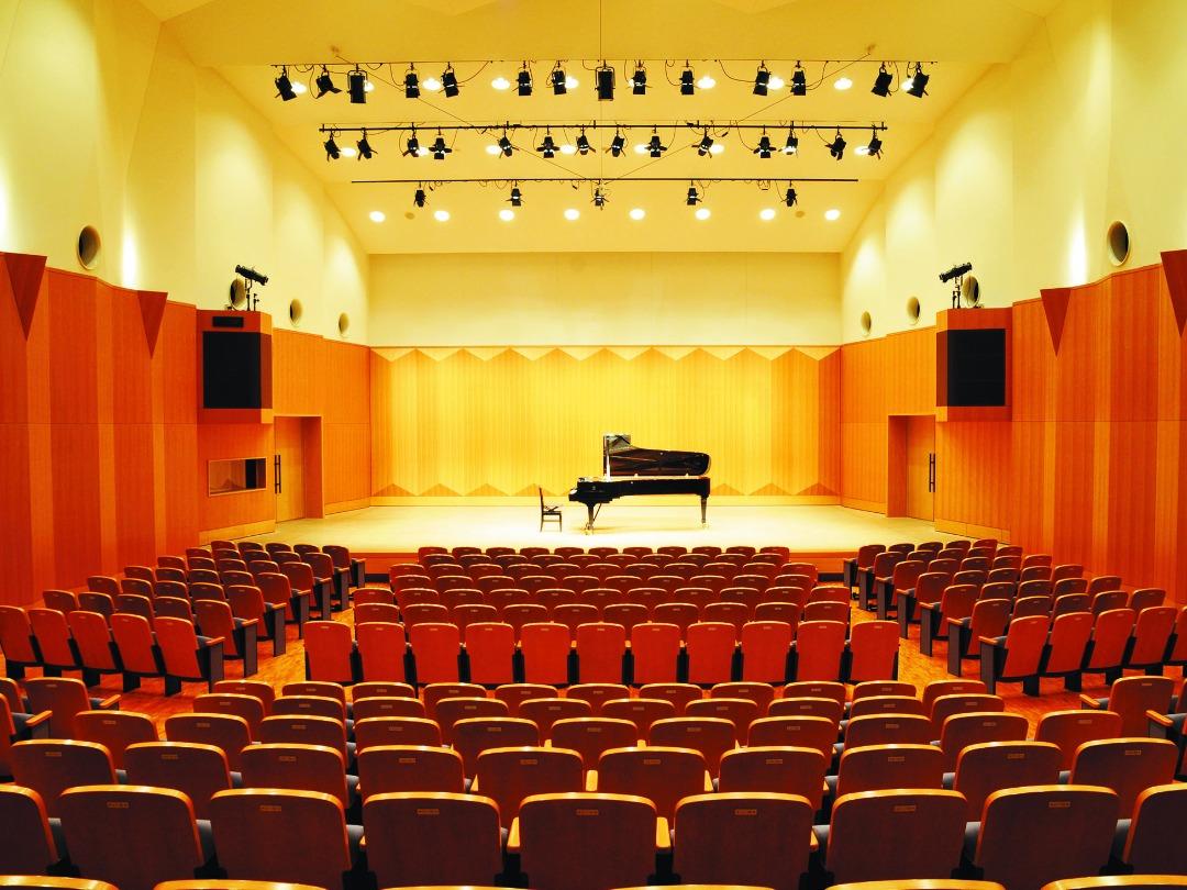 大阪音楽大学ミレニアムホール