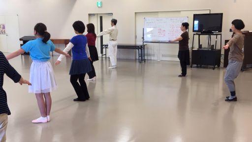 バッハで踊るバロックダンス