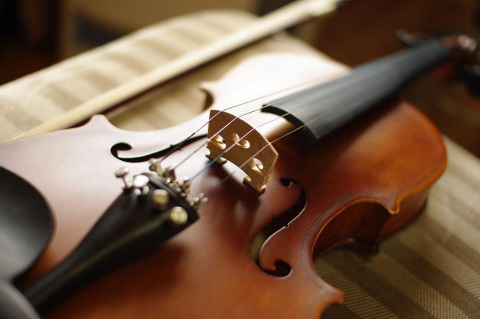 ヴァイオリン コンクール