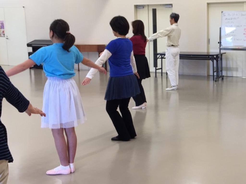 バロックダンス