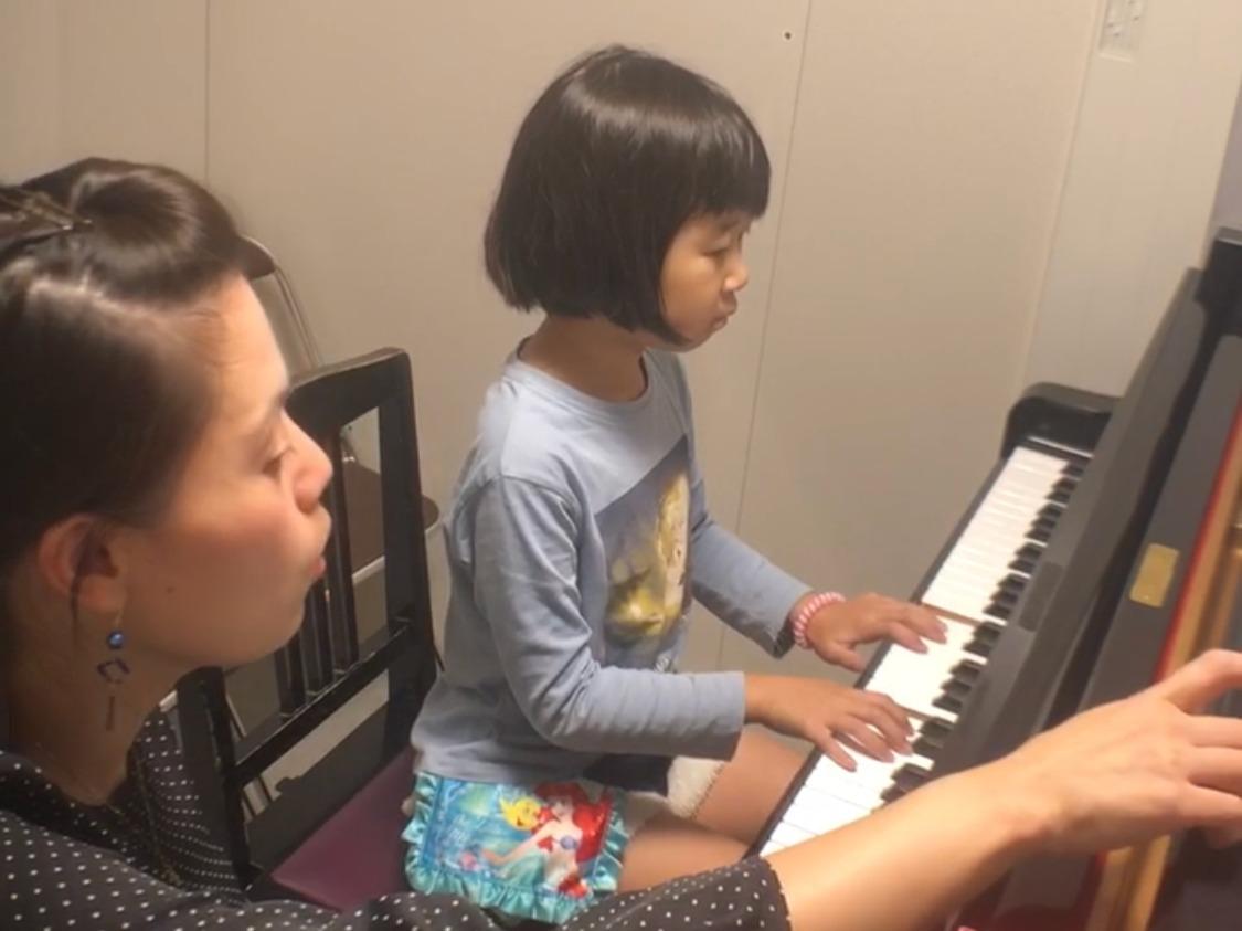 ピアノレッスン28