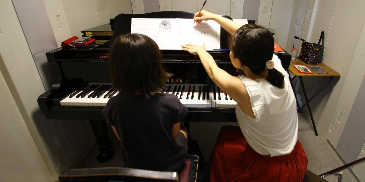 ピアノレッスン21