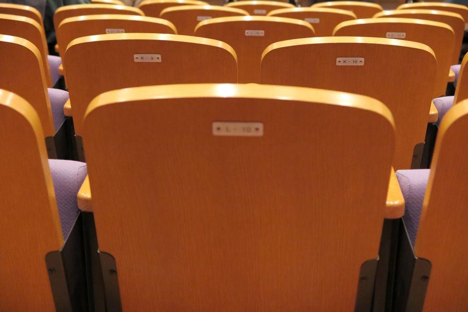 コンサート 客席