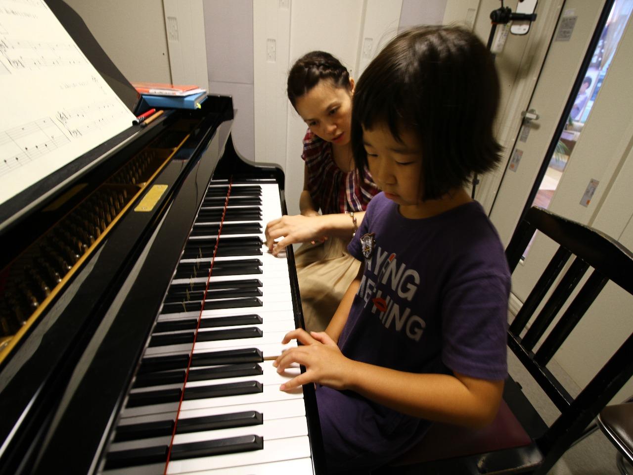 ピアノレッスン 24
